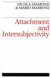 Cover of: Attachment and Intersubjectivity