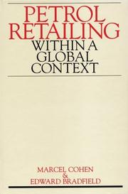 Cover of: Petrol Retailing in a Global Context