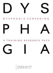 Cover of: Dysphagia Screening