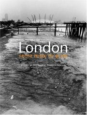 Cover of: London from Punk to Blair