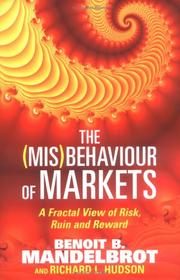 Cover of: The (Mis)Behaviour of Markets