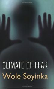 Cover of: Climate of Fear: The Quest for Dignity in a Dehumanized World (Reith Lectures)