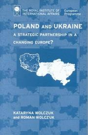 Cover of: Poland and Ukraine