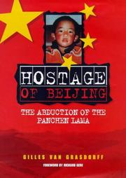 Cover of: Hostage of Beijing
