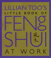 Cover of: Lillian Too's Little Book of Feng Shui at Work