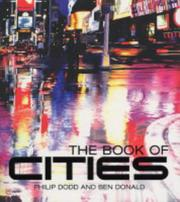 Cover of: The Book of Cities