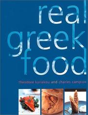 Cover of: Real Greek Food
