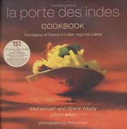 Cover of: La Porte des Indes Cookbook