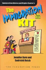 Cover of: The Immigration Kit
