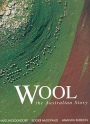 Cover of: Wool: The Australian Story