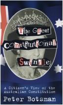 Cover of: The Great Constitutional Swindle