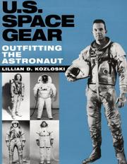 Cover of: U.S. Space Gear