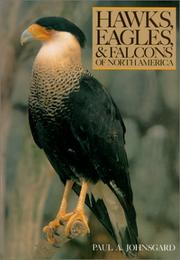 Cover of: Hawks, Eagles, and Falcons of North America