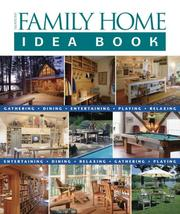 Cover of: Taunton's Family Home Idea Book