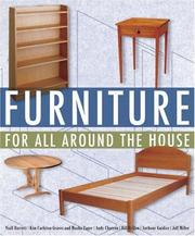 Cover of: Furniture for All Around the House
