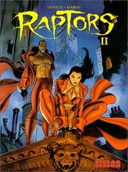 Cover of: Raptors, volume 2