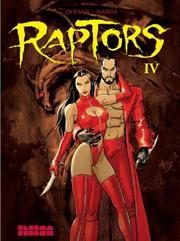 Cover of: Raptors