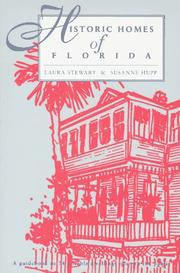 Cover of: Historic Homes of Florida