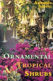 Cover of: Ornamental Tropical Shrubs