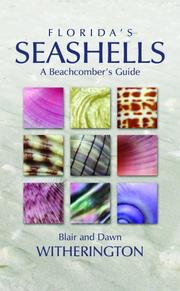 Cover of: Florida's Seashells