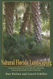 Cover of: Natural Florida Landscaping