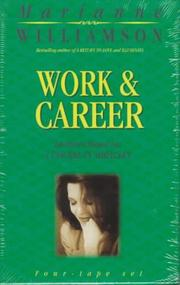 Cover of: Work & Career