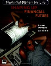 Cover of: Shaping Up Your Financial Future