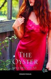 Cover of: The Oyster