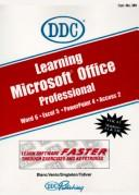 Cover of: Learning Microsoft Office