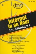 Cover of: Internet in an Hour for Managers (Internet-In-An-Hour)
