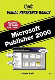 Cover of: Microsoft Publisher 2000