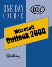 Cover of: Outlook 2000 One Day Course (One Day Course Microsoft 2000)