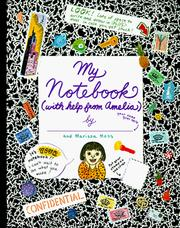 Cover of: My Notebook (With Help from Amelia) (Amelia (Paperback American Girl))