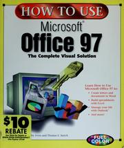 Cover of: How to Use Microsoft Office 97 (How to Use)