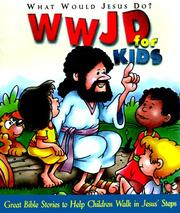 Cover of: Wwjd for Kids