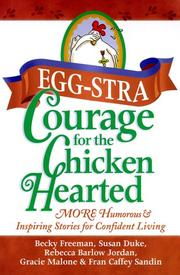 Cover of: Eggstra Courage for the Chicken Hearted