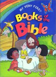 Cover of: My Very First Books Of The Bible Set (My Very First Book of)