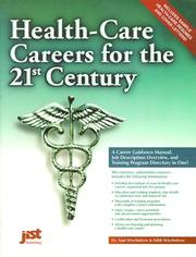 Cover of: Health-Care Careers for the 21st Century