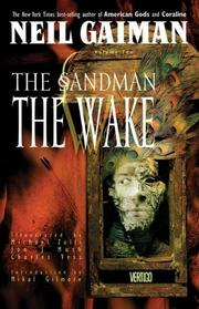 Cover of: Sandman, Vol. 10: The Wake
