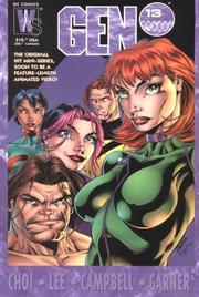 Cover of: Gen 13 (Gen13)