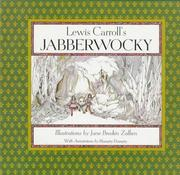 Cover of: Lewis Carroll's Jabberwocky