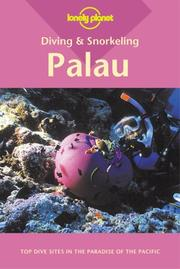 Cover of: Lonely Planet Palau