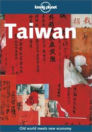 Cover of: Lonely Planet Taiwan