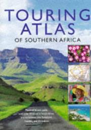Cover of: Touring Atlas of South Africa