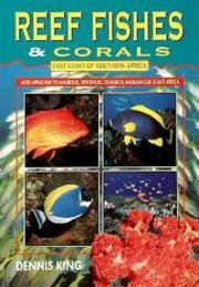 Cover of: Reef Fishes & Corals