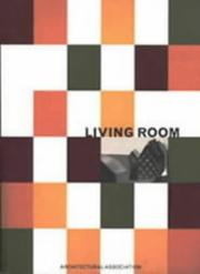 Cover of: Living Room (Architecture Landscape Urbanism)