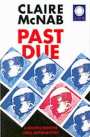 Cover of: Past Due (A Detective Inspector Carol Ashton Mystery)