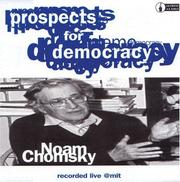 Cover of: Prospects for Democracy