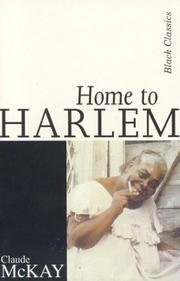 Cover of: Home to Harlem