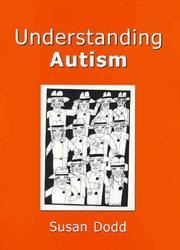 Cover of: Understanding Autism